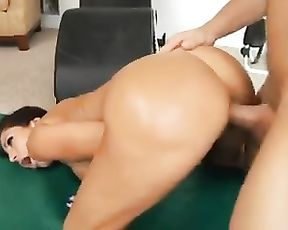 Yoga sex tape
