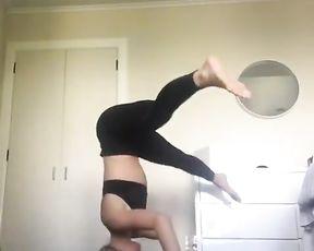 Horny yoga
