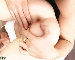 Wild nude yoga sex video