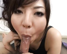 Asian yoga instructor porn