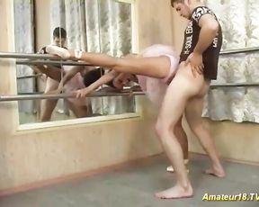 Ballet porn class