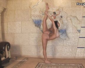 Nude gymnast Gudok