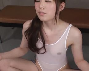 Asian Moe Sakura porn yoga video