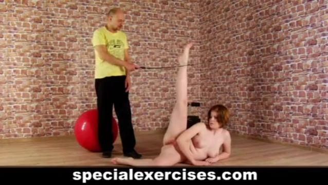 Training naked