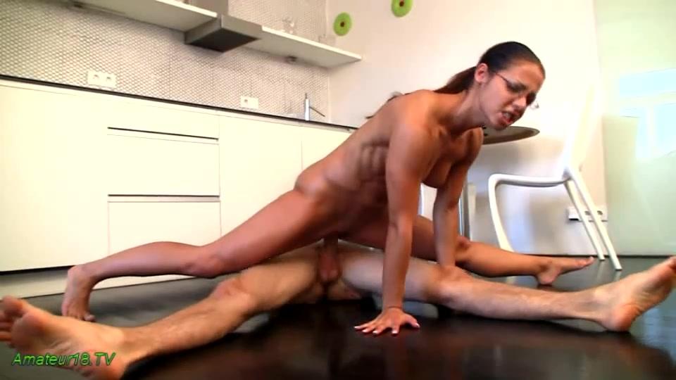 Flexible girl sex