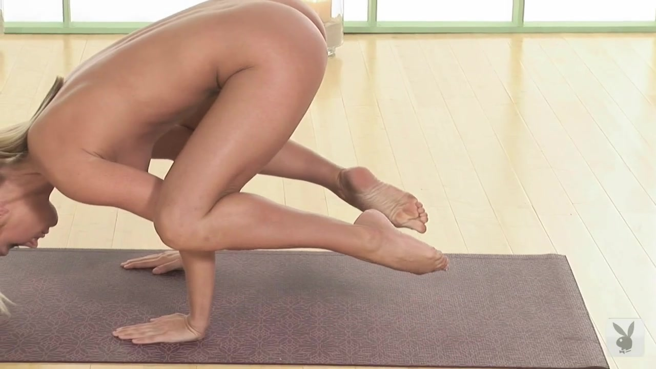 Naked girl yoga stretch the adult blog