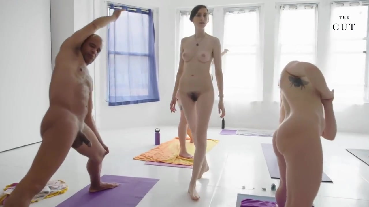 School naked yoga Naked Yoga