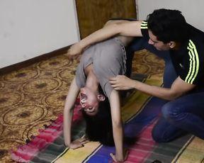 Tickling yoga